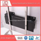 Le granit rigidité élevée aux chocs des panneaux en aluminium de placage de pierre Honeycomb pour salle de bains/ Flooring