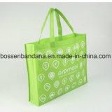 L'usine OEM de produire un logo personnalisé Non-Woven pliable sac fourre-tout d'impression