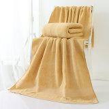 ホテルまたはホーム柔らかい綿手/正方形/表面/赤ん坊タオル