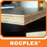 A madeira compensada da construção, madeira compensada enfrentada película de Brown, película preta enfrentou a madeira compensada