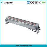 luz de la arandela de la pared del control independiente LED de 9*10W RGBW 4in1 DMX