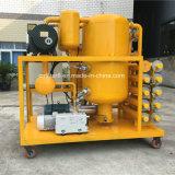 очиститель масла трансформатора масла двойного вакуума этапа 3000L/H диэлектрический (ZYD-50)