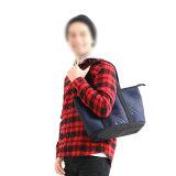 O saco de Tote neo de Syd Prene das mulheres no carvão vegetal preto ensaca Totes