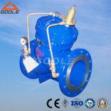 Ax742X /Ax107X  De Afblaasklep van de Druk van het Water van het Type van diafragma