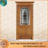 Desheng Portes extérieures en bois avec Windows Photos de l'Égypte