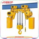 Gruas Chain elétricas de 1 tonelada