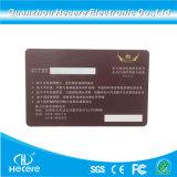 Buona scheda Ultralight della plastica 13.56MHz MIFARE EV1 RFID di qualità