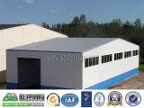 Conveniente y económica Estructura de acero industrial móvil Almacén