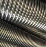 Boyau ondulé de métal flexible