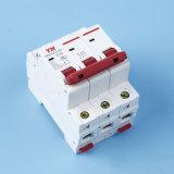 1p 32A 125V Photovoltaic PV Minigelijkstroom van de Zonne-energie van gelijkstroom MCB Stroomonderbreker