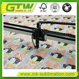 La fabbrica direttamente fornisce la macchina del laser per il taglio del tessuto dell'indumento