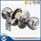 Amerikanischer Markt-Zink-Legierungs-runder Drehknopf-zylinderförmige Tür-Verschlüsse