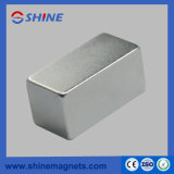 Magneet van de Motor van de Magneten van Gennerator van het Neodymium van Embeded de Magnetische Materiële 40sh Rechthoek Gevormde
