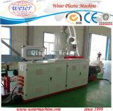 PE 가스와 물 공급 관 플라스틱 만드는 기계 HDPE 관 밀어남 선