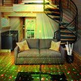 Weihnachtsgrün-Laserlicht-Stadiums-Beleuchtung des DJ-Geräten-5V 1A