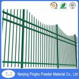 Grün bereift/Sand-Korn-Beschaffenheits-Lack-dekorative Epoxid-Polyester-Puder-Beschichtung