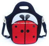 Sac de déjeuner isolé par refroidisseur de sac à dos d'emballage d'épaule pour des enfants