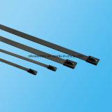 Ursprünglicher materieller Edelstahl-Kabelbinder in der Fabrik-Produktion