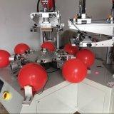 1台のカラー2側面の気球スクリーンプリンター機械