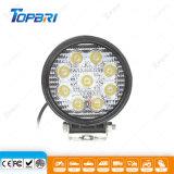 4inch indicatore luminoso automatico Shockproof del lavoro del cerchio 27W LED