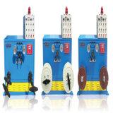 Devanadera de bobina de la eficacia alta de Peeler del alambre de la basura del buen funcionamiento