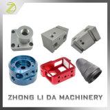 As peças de usinagem CNC personalizados conexão flangeada
