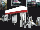 Zinnblech/Aluminium/Cold gerollte lamellierende Maschinen-doppelte Stahlseiten Glueless oder Hotmelt Laminierung-Maschinen-Laminierung-Maschine für PPGI Dach, Haushalt