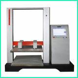 Automatische gewölbte Karton-Kasten-Komprimierung-Schlagbiegefestigkeit-Prüfungs-Maschine