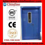 Hospital de alta qualidade da porta de vidro resistente a fogo (CF-HD002)