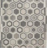 Baumaterial-grauer Farben-Kleber-Blick-rustikale glasig-glänzende Porzellan-Fliese 60X60