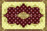Azulejos del rompecabezas de la porcelana de los azulejos de suelo en Uzbekistan (BDJ60173-5)