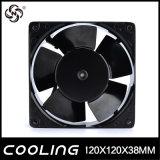 Kleiner leistungsfähiger Kühlventilator-Motor EC-110V 220volt mit 120*120*38mm 12038 7 Antreiber