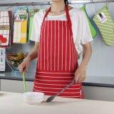 Qualidade avental de cozinha promocionais da marca personalizada