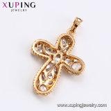 32318 in het groot Allah Jewelry 18 K Goud Geplateerde Allah Gold Pendants