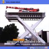 Auto-Reparaturwerkstatt-Gerät, China Scissor billig Aufzug