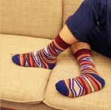 Retro 다채로운 비발한 디자인 덧나막신 아이들 복장 양말