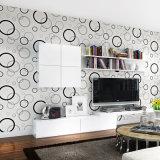 PVC Wallcovering, papel de empapelar del PVC del diseño moderno, tela de la pared del PVC, papel pintado del PVC