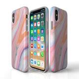 Caisse faite sur commande de téléphone d'impression pour l'iPhone X