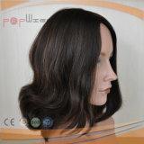Brasilianisches Jungfrau-Haar-jüdische Perücke (PPG-l-01538)