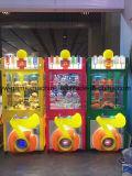 Luxuriöse Spielzeug Cranegift Spiel-Maschinen-Münzenspiel-Großhandelsmaschine