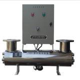Désinfection et stérilisation UV pour le traitement des eaux domestique et industriel