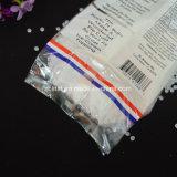 Grau Alimentício saco de plástico transparente