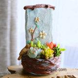 De kunstmatige Decoratieve Pot van de Installatie van de Potten van de Installatie Binnen Succulente