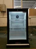 Visualizzazione di vetro del portello di rivestimento del nero di serie 110L di Elecstar la singola indietro esclude il refrigeratore birra/del dispositivo di raffreddamento/la vetrina frigorifero della barra
