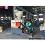 HDPE Vlokken die de Lijn van het Recycling pelletiseren