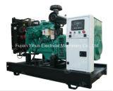 20kw/25kVA stille Diesel die Generator door Cummins motor-20171016 wordt aangedreven