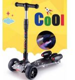 LED Light를 가진 환상적인 Child Havorboard Longboard Cool Scooter