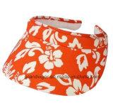 Kundenspezifische Stickerei-Klipp-Masken-Schutzkappe mit Terry-Tuch