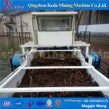 Waterplanten die Schip, de Maaimachine van de Hyacint van het Water maaien