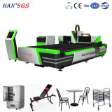 Автомат для резки лазера волокна ISO маршрутизатора CNC Approved